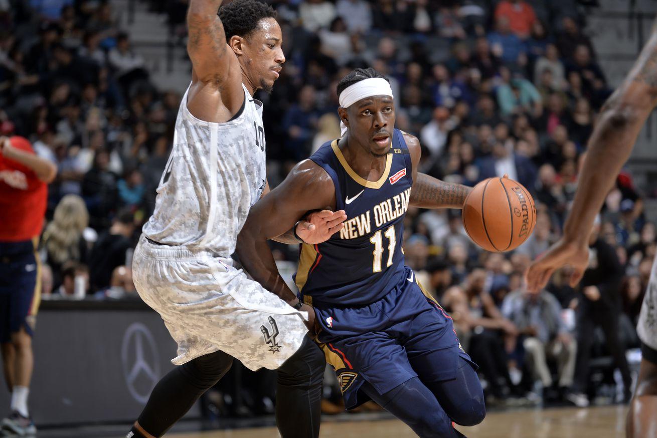Preseason Game Preview: San Antonio Spurs vs New Orleans Pelicans