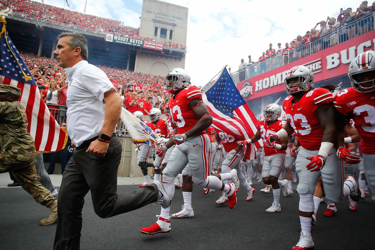 NCAA Football: Army at Ohio State