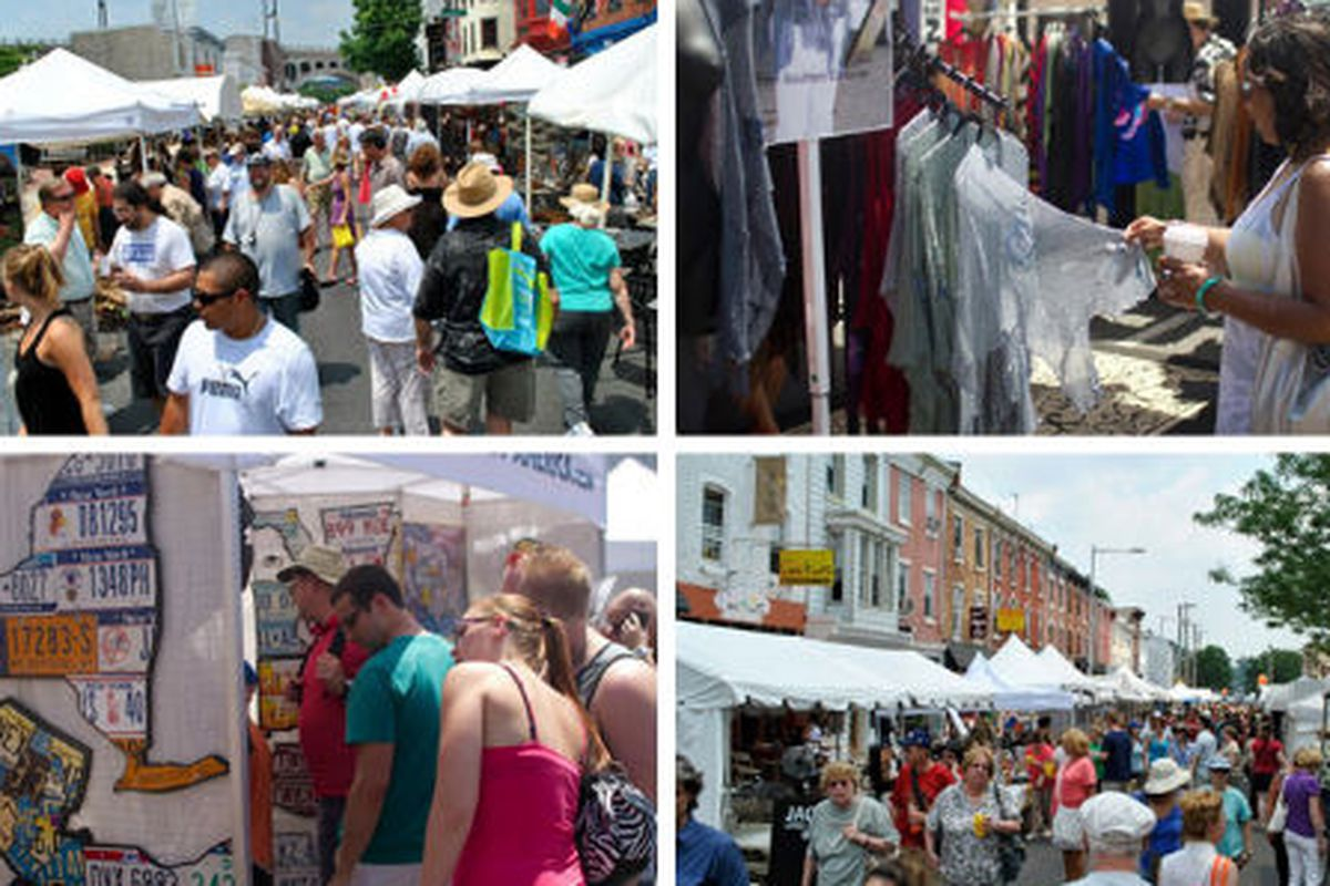 """Image credit: <a href=""""http://www.uwishunu.com/2013/06/our-guide-to-the-2013-manayunk-arts-festival-with-more-than-300-artists-food-trucks-shopping-and-more-this-weekend-june-22-23/"""">Uwishunu</a><span></span>"""