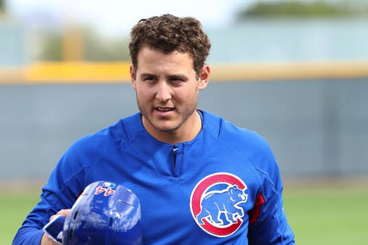 d29b5b4298c1d7 Cubs first baseman Anthony Rizzo attended Stoneman Douglas High School in  Parkland, Florida, and spoke at a vigil Thursday night.