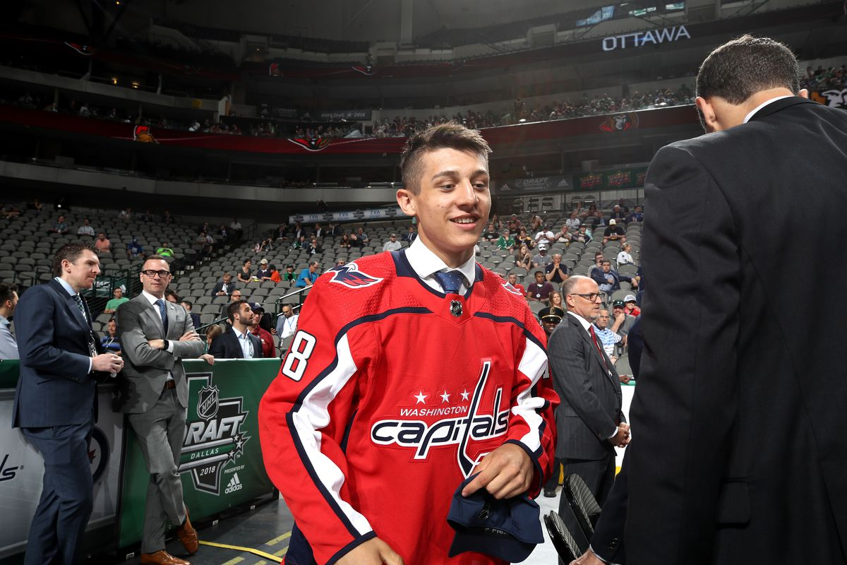 Tuesday Caps Clips  Development Camp Opens - Japers  Rink 65c881fac59