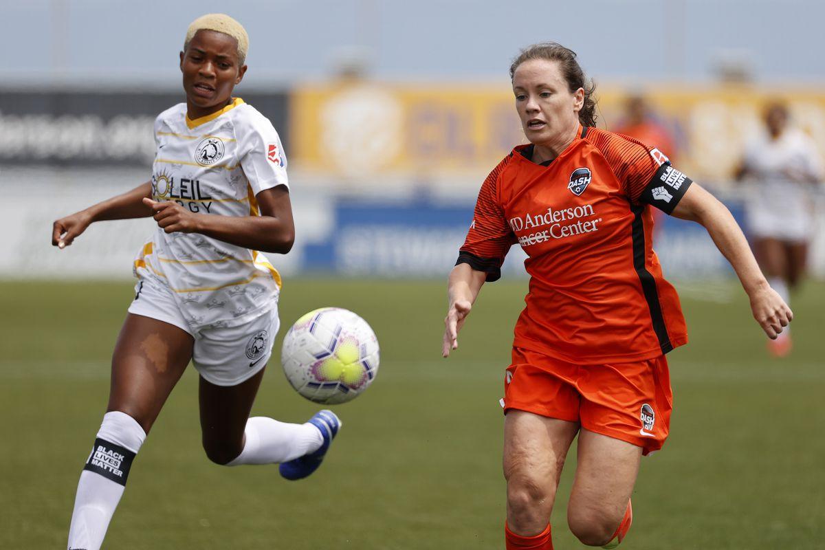 Soccer: NWSL Challenge Cup-Houston Dash vs Utah Royals FC