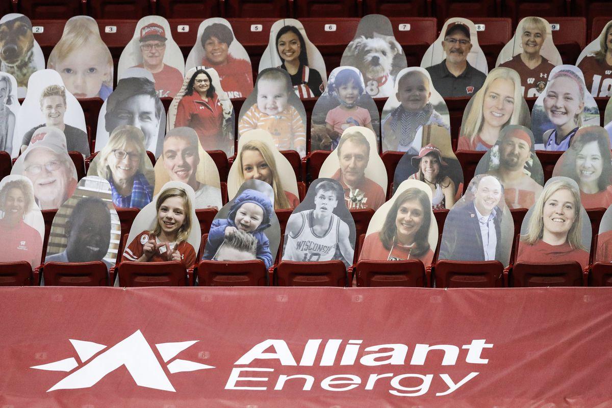 COLLEGE BASKETBALL: JAN 24 Women's Michigan State at Wisconsin
