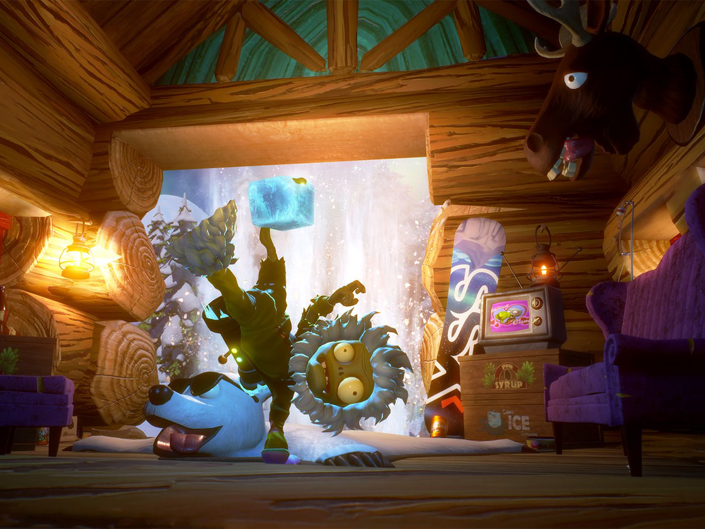 Plants vs. Zombies: Garden Warfare\'s unexpected success is shaping ...