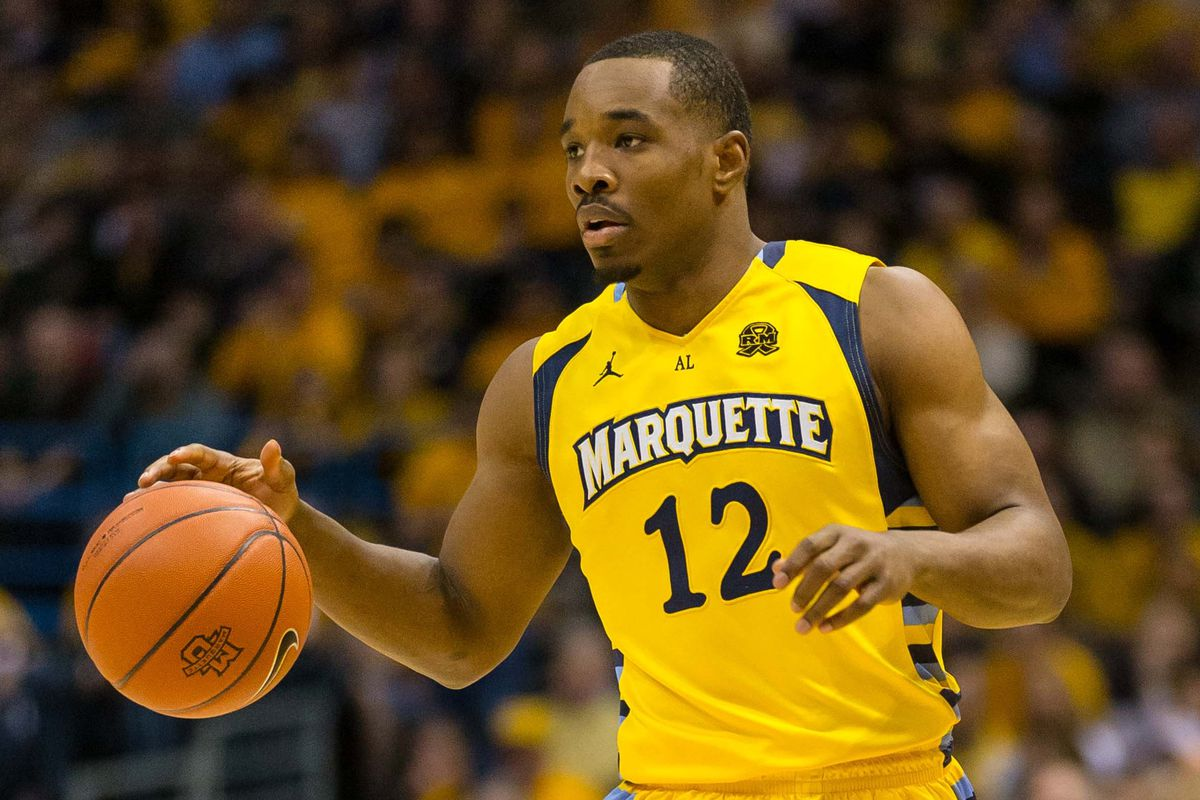 Will Derrick Wilson, the heir apparent at point guard, lead Marquette in assists this season?