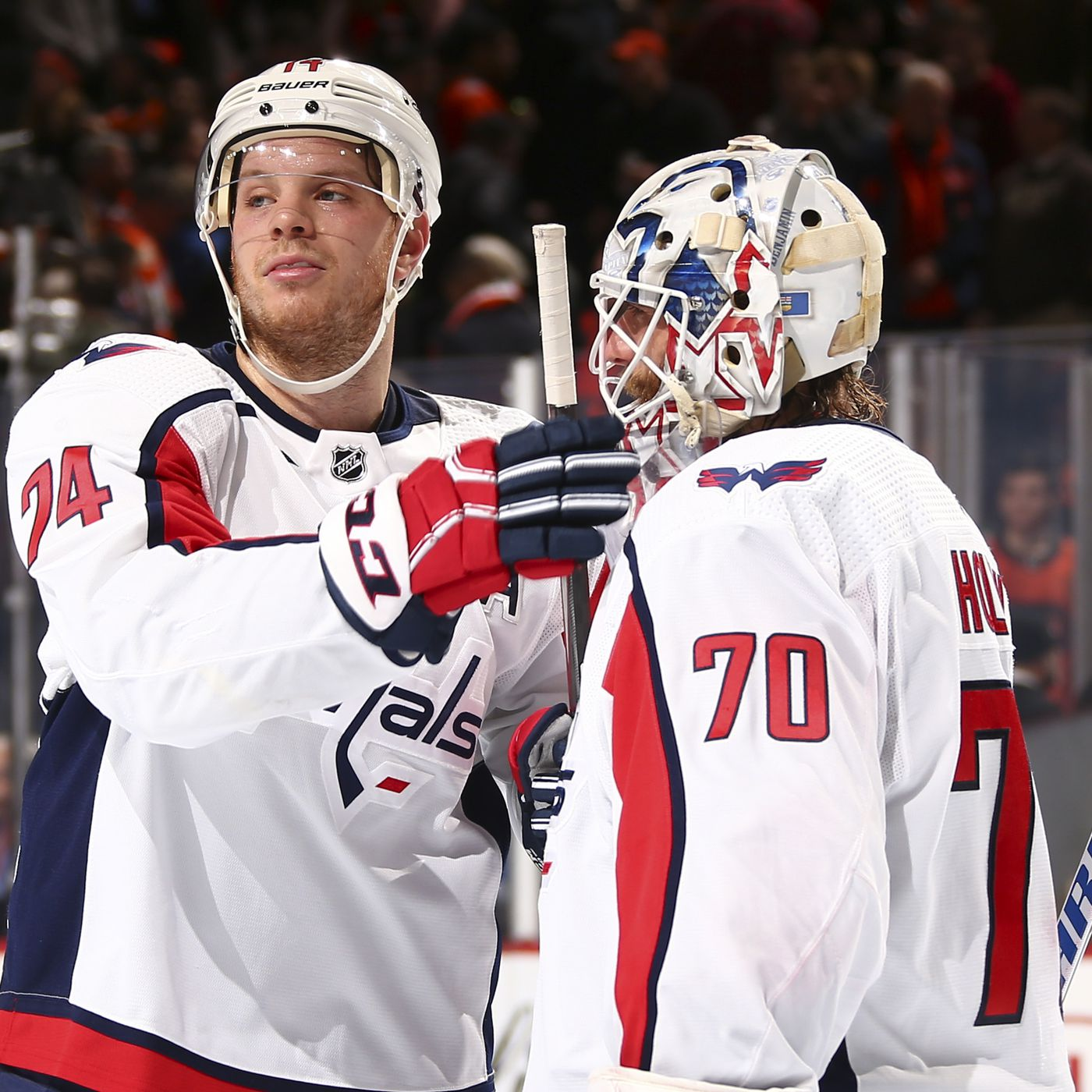 John Carlson Braden Holtby Selected For All Star Game Japers Rink