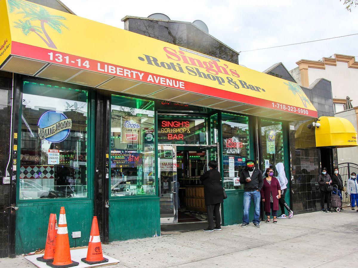 Singh's Roti Shop