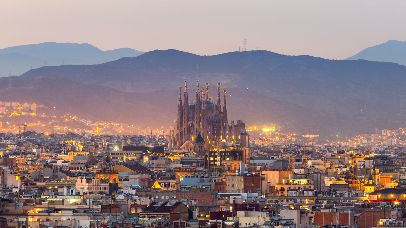 Barcelona Spain Urban Planning A Remarkable History Of Rebirth And Transformation Vox