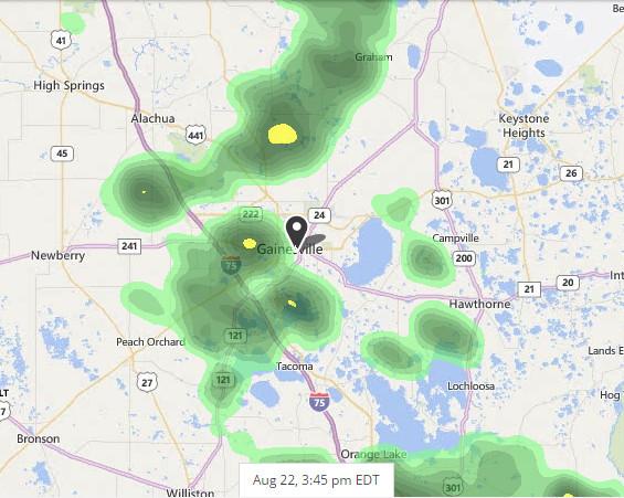Gainesville Weather