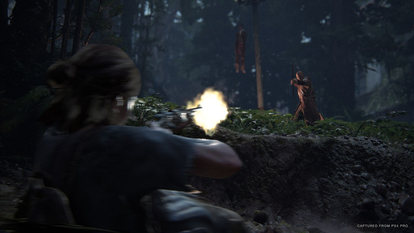 The Last Of Us Part 2 Review We Re Better Than This Polygon
