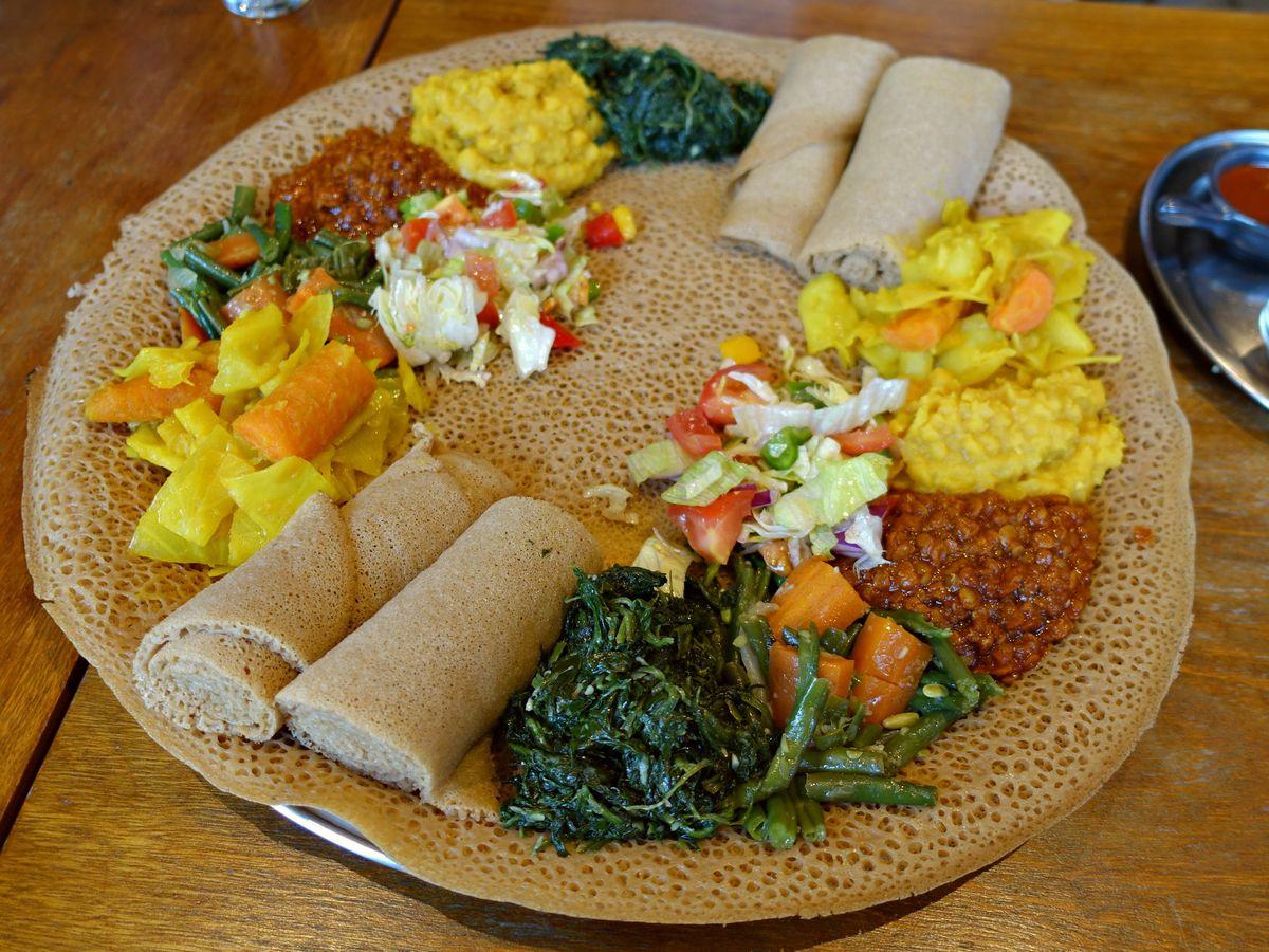 Best east African restaurants in London: Queen of Sheba in Kentish Town