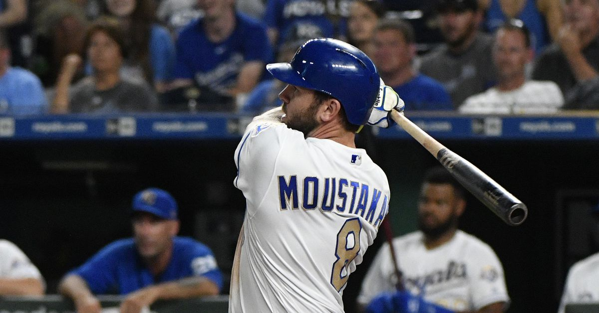 The Red Sox are reportedly interested in Mike Moustakas and Jeurys Familia
