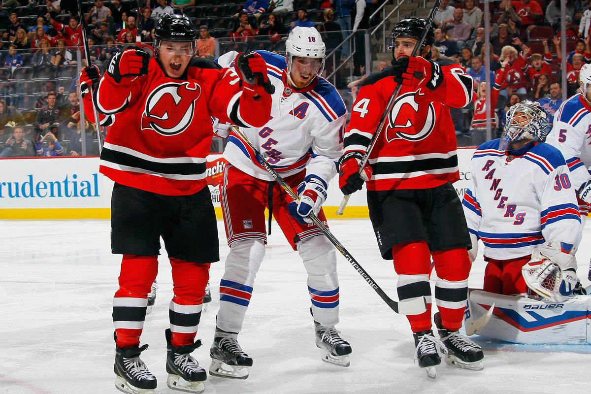 New jersey devils cut 16 from training camp 27 players for 16 camp terrace albany ny