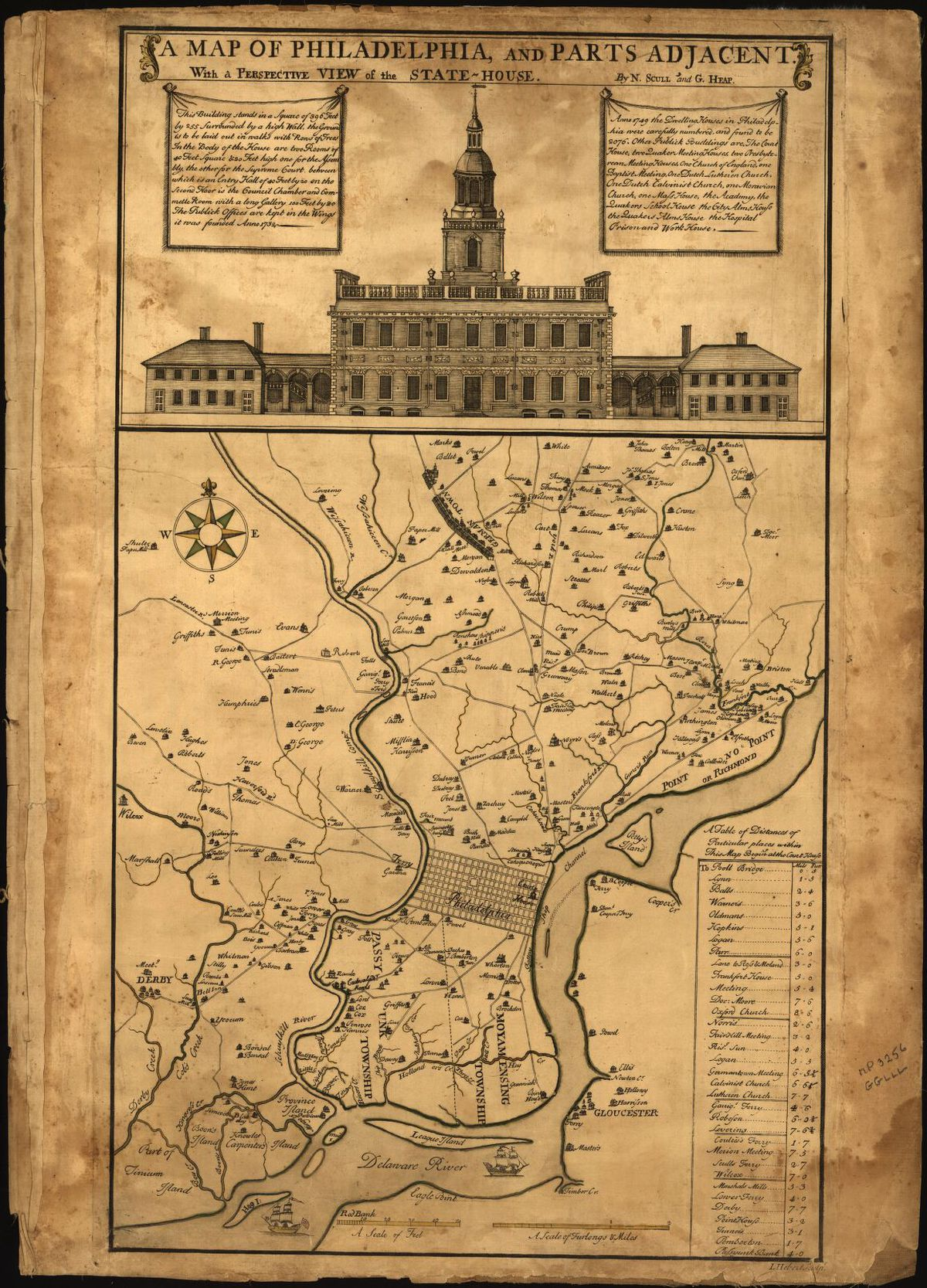 Photos Independence Hall Through The Years Curbed Philly - Historic philadelphia map