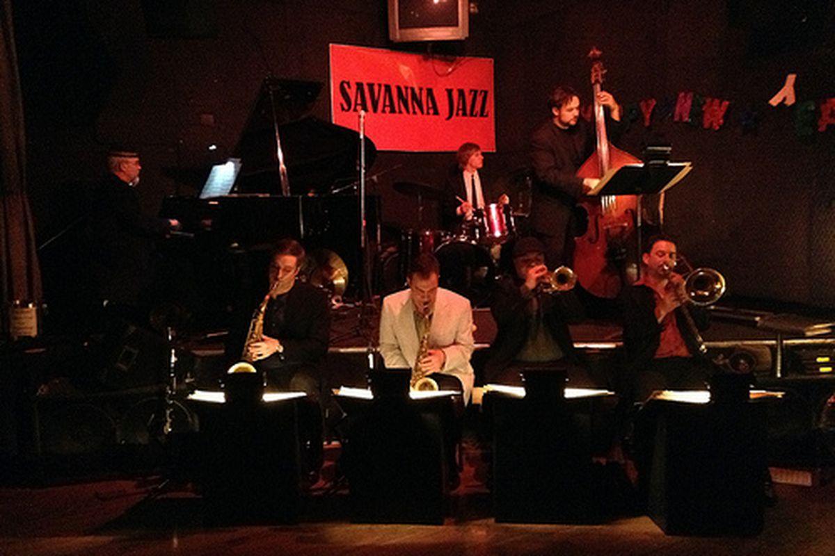 Savanna Jazz Club.