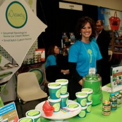Omaha-based eCreamery offers pre-made flavorings for ice cream you make at home.