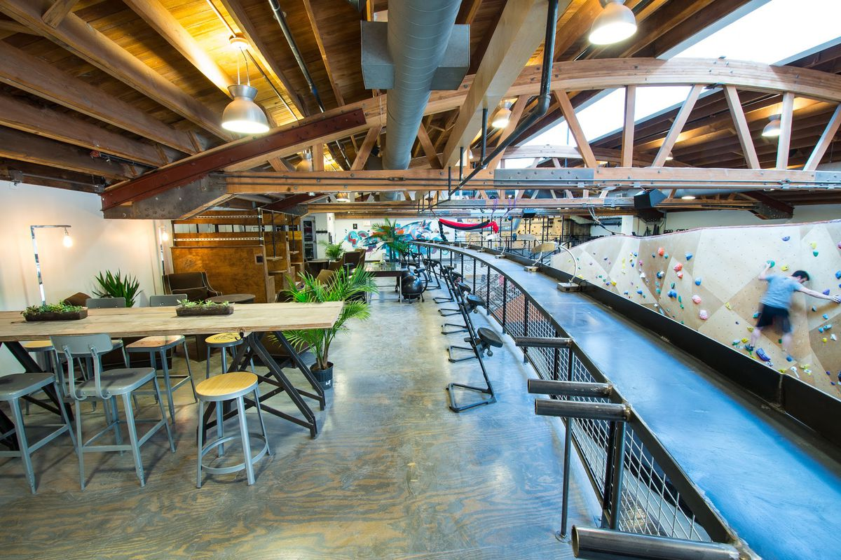 Growing coworking industry a constant in a shifting economy - Curbed
