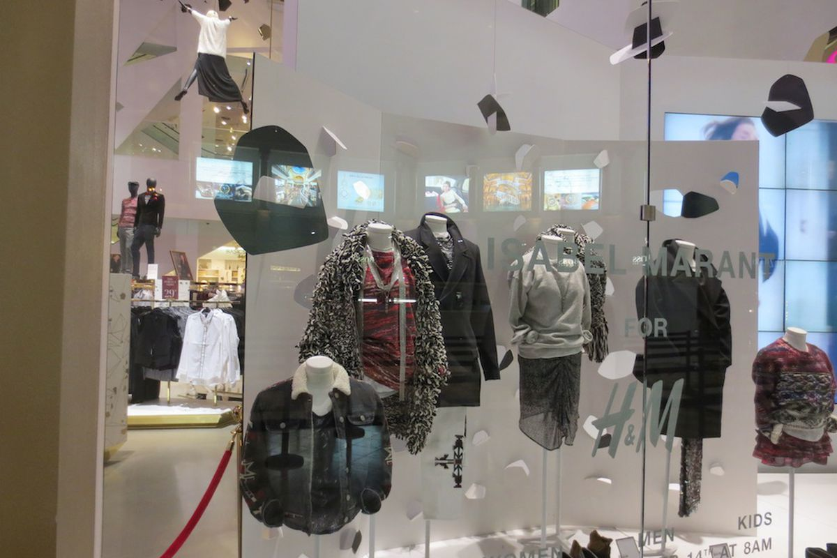 H&M at the Forum Shops at Caesars