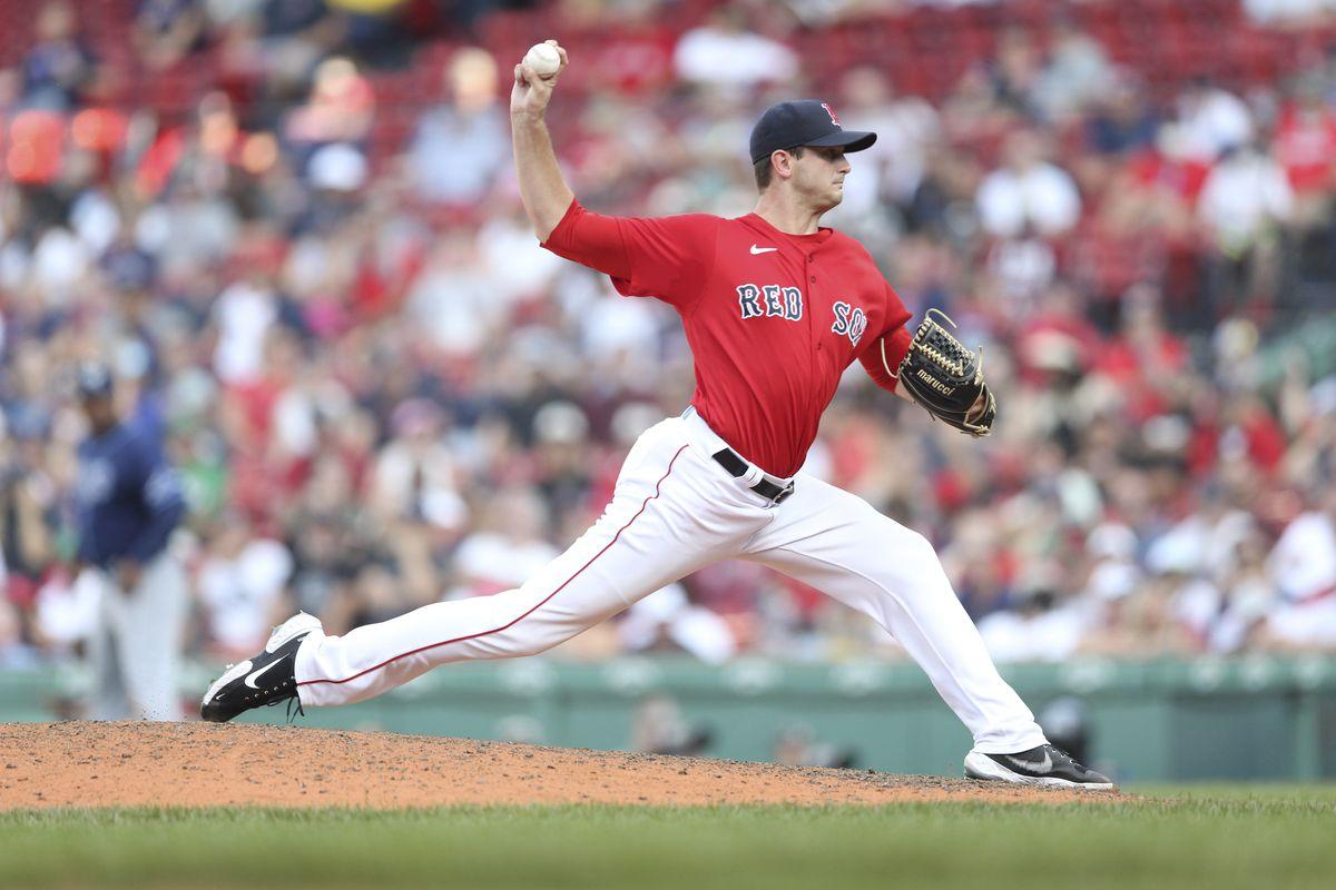 Tampa Bay Rays v. Boston Red Sox