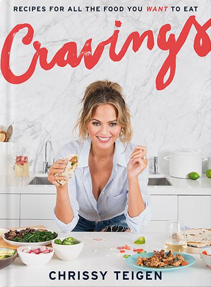 Chrissy Teigen cookbook cover