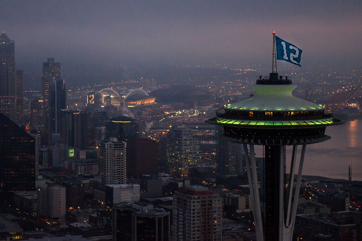Seattle is ready for a 12th man show of force in the NFC Championship Game