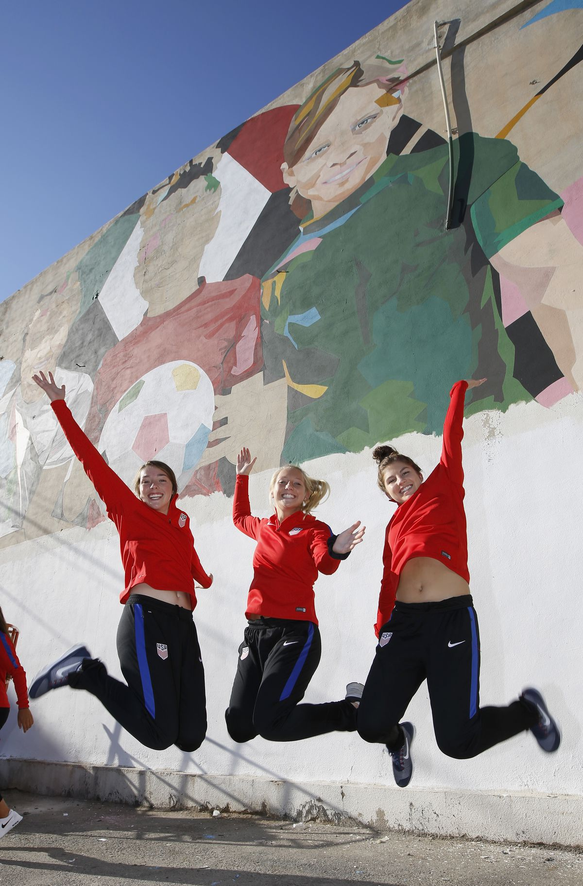 Previews - FIFA U-17 Women's World Cup Jordan 2016