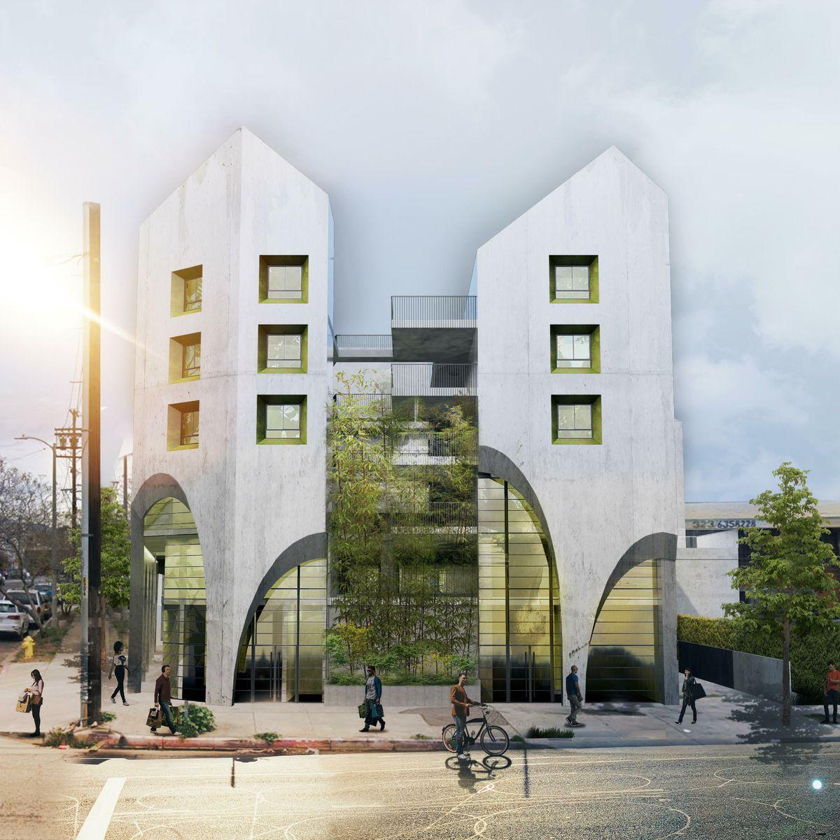 Renderings: Hotel, Residential, Retail Development In