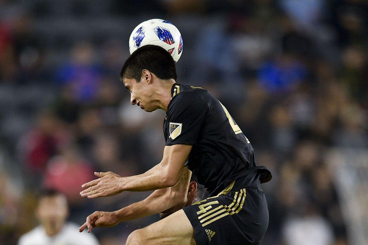 MLS: U.S. Open Cup-Los Angeles FC vs Sacramento Republic FC