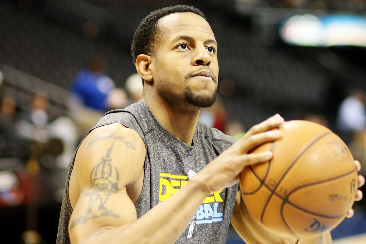 Although there are a number of things to be excited about when it comes to Andre Iguodala, free throw shooting is not one of them.