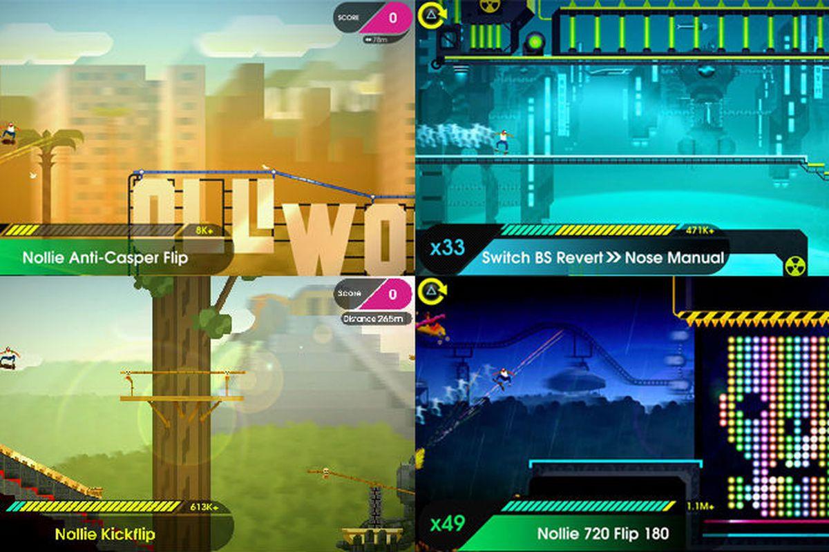 OlliOlli 2 hits PS4, PS Vita March 3 - Polygon