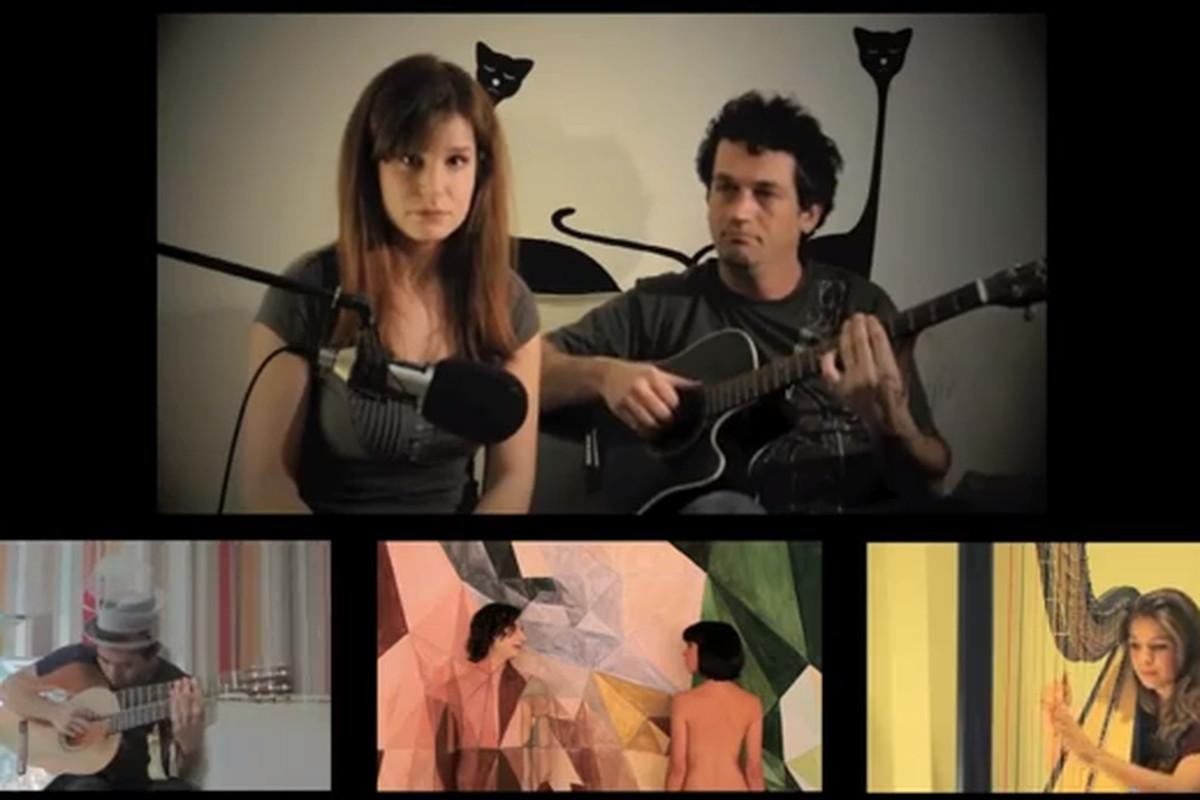 Gotye remix video