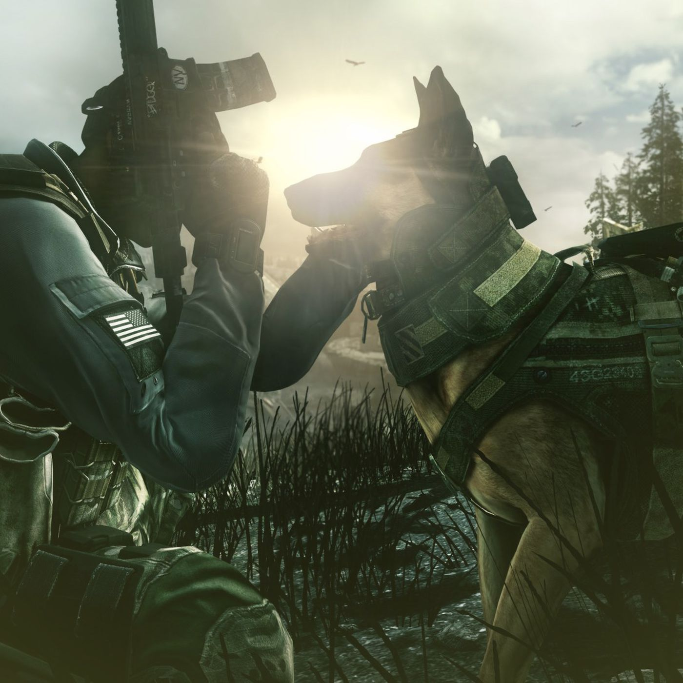 Call of Duty: Ghosts review: for the dead | Polygon