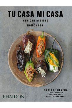 A cookbook titled Tu Casa Mi Casa