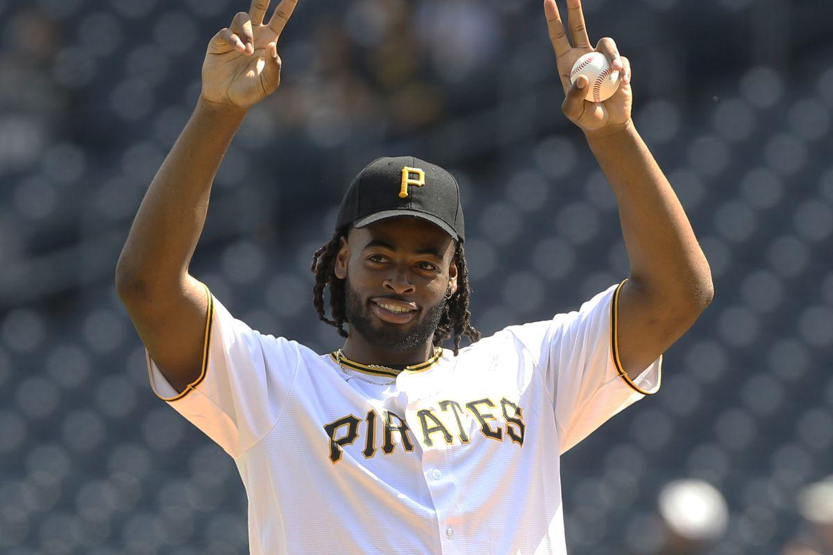 MLB: Miami Marlins at Pittsburgh Pirates