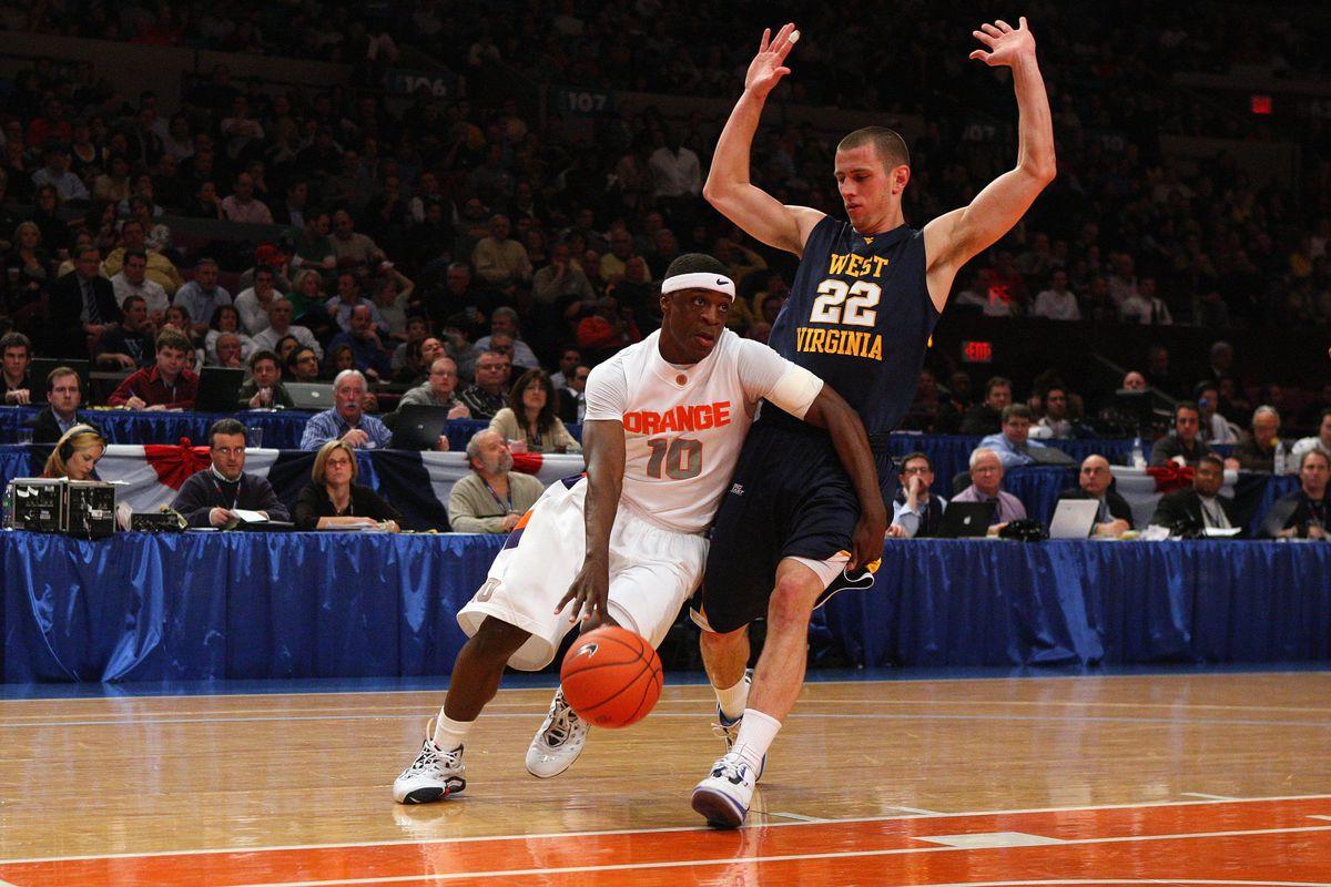 Big East Tournament: West Virginia Mountaineers v Syracuse Orange