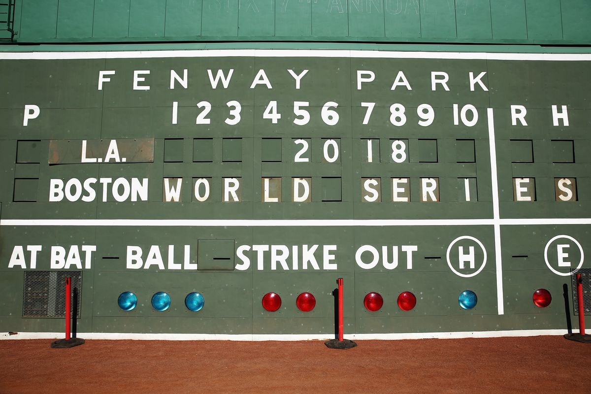 World Series - Los Angeles Dodgers v Boston Red Sox - Workout
