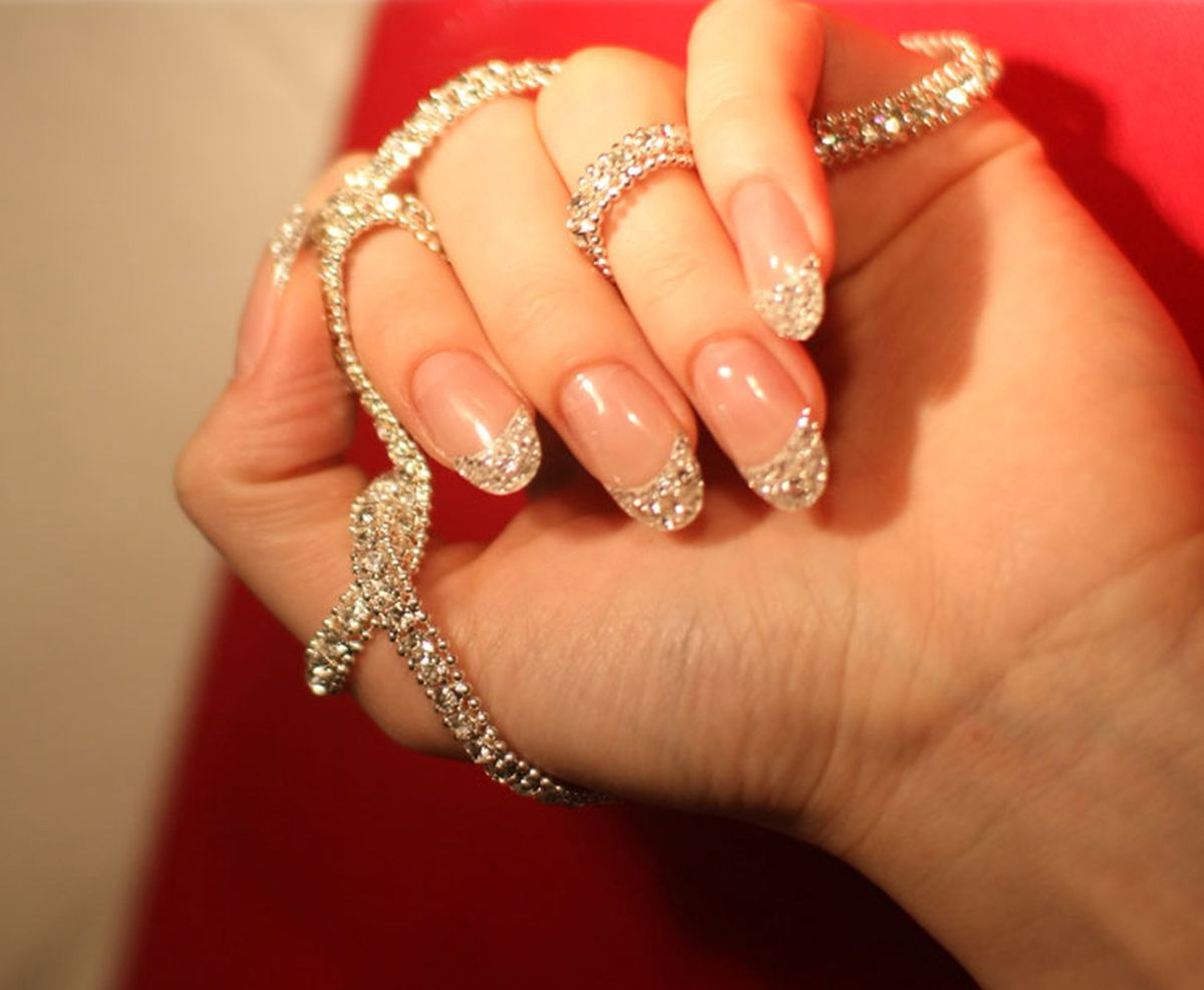 Five of the Most Insanely Expensive Manicures in Nail Art History ...