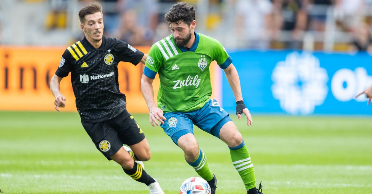 Sounders at Crew, live blog: Gamethread, lineups and updates