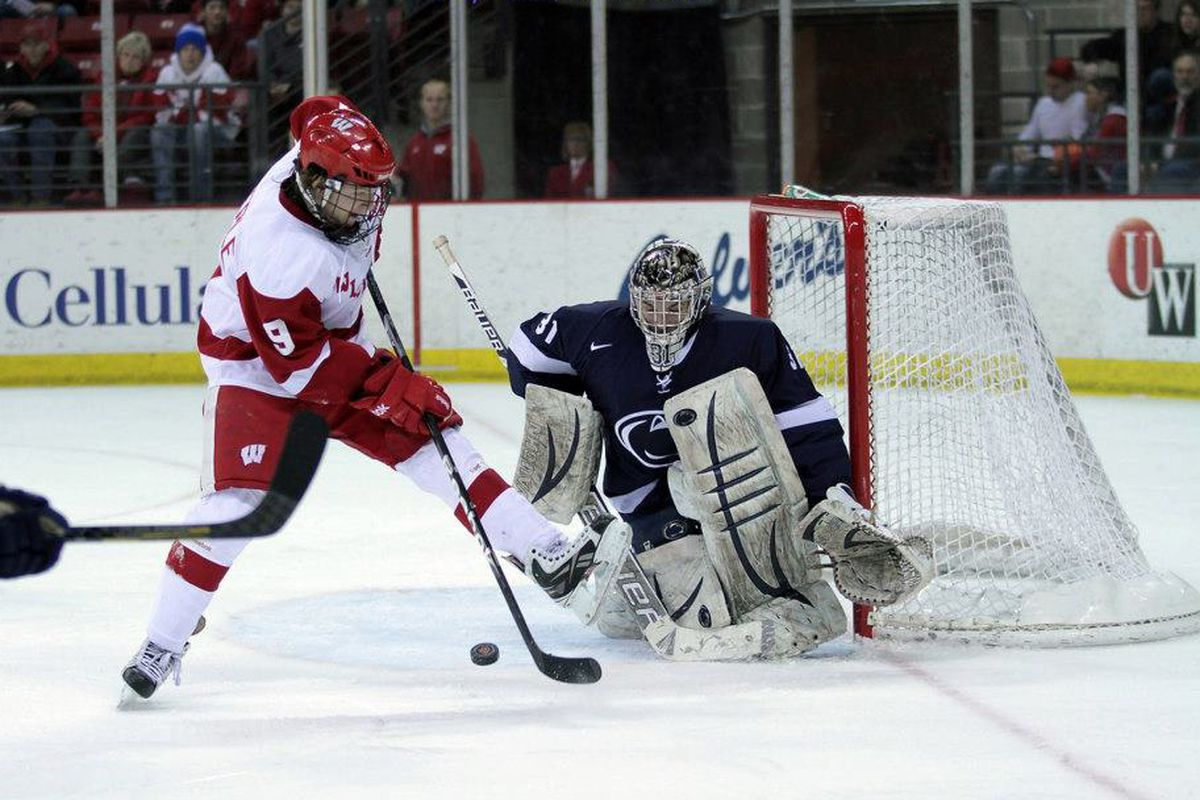 Penn State will join UW in the Big Ten Hockey Conference next year
