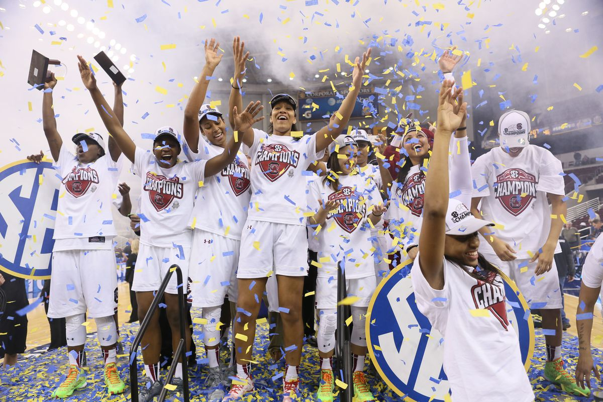 The SEC Women's Basketball Tournament: Winning this? Is a BIG deal.
