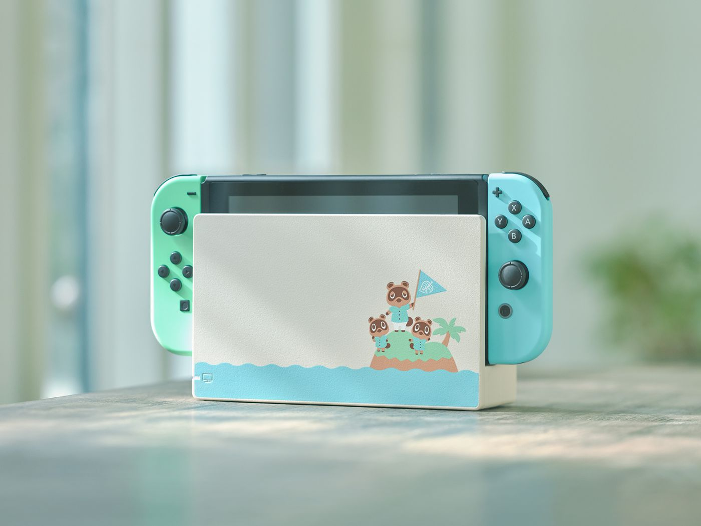 Nintendo S New Animal Crossing Themed Switch Looks Amazing The Verge