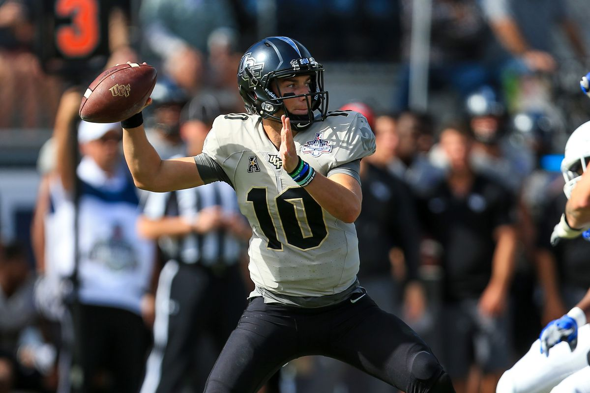 NCAA Football: American Athletic Conference Championship-Memphis at Central Florida