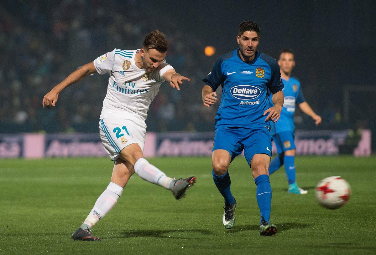 Fuenlabrada v Real Madrid - Copa Del Rey