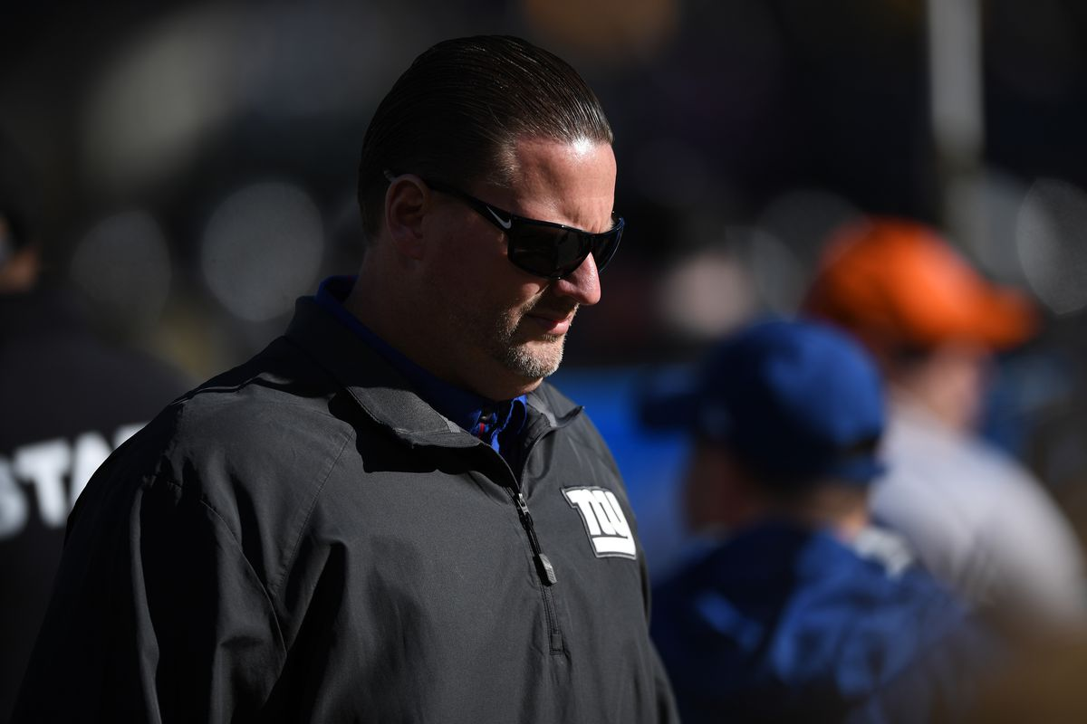 How Ben Mcadoos Haircut Explains His Weird Tenure With The Giants
