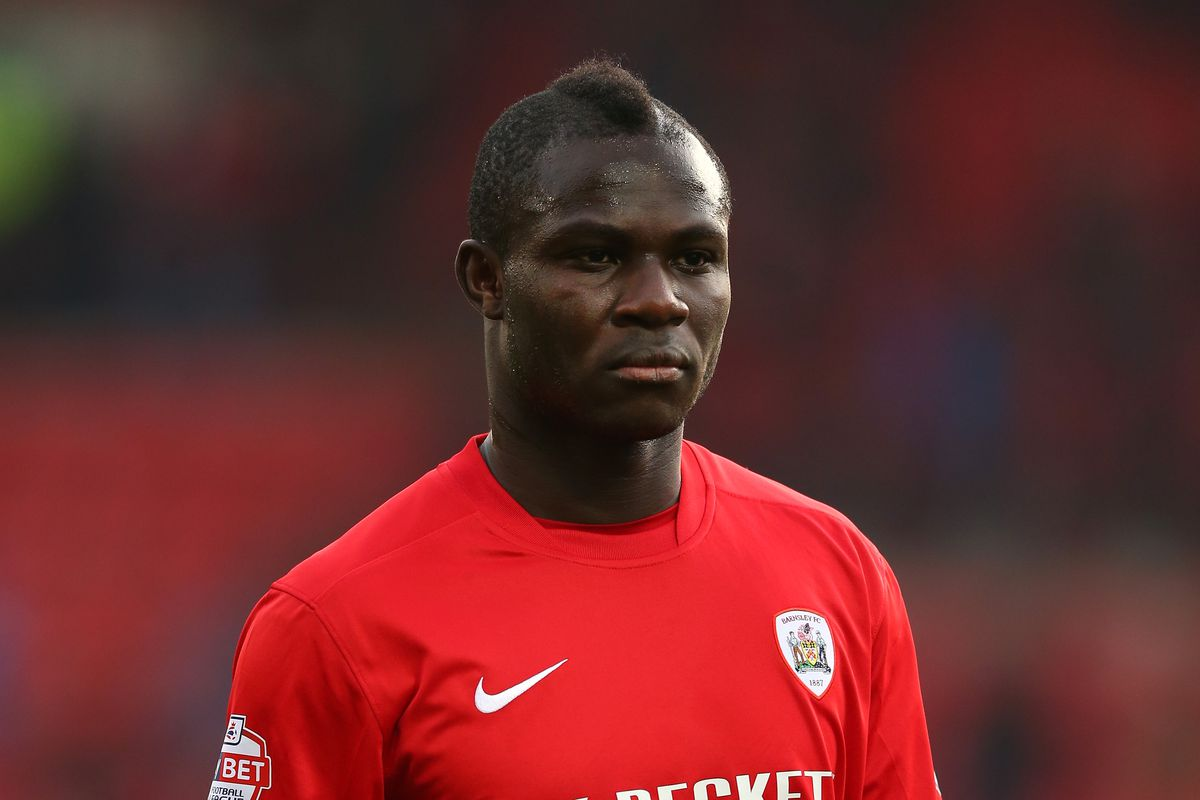 Frimpong is on trial with Sporting Kansas City