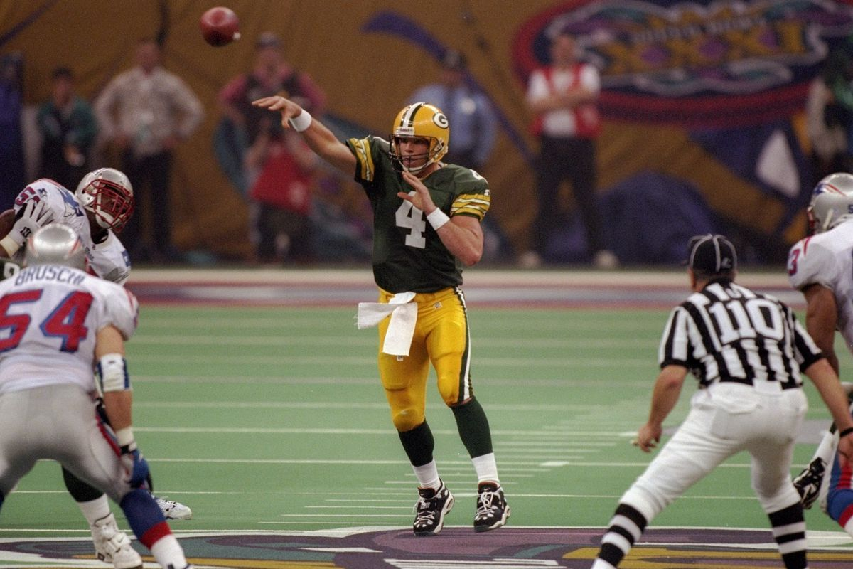 Where Were You When The Packers Won Super Bowl Xxxi