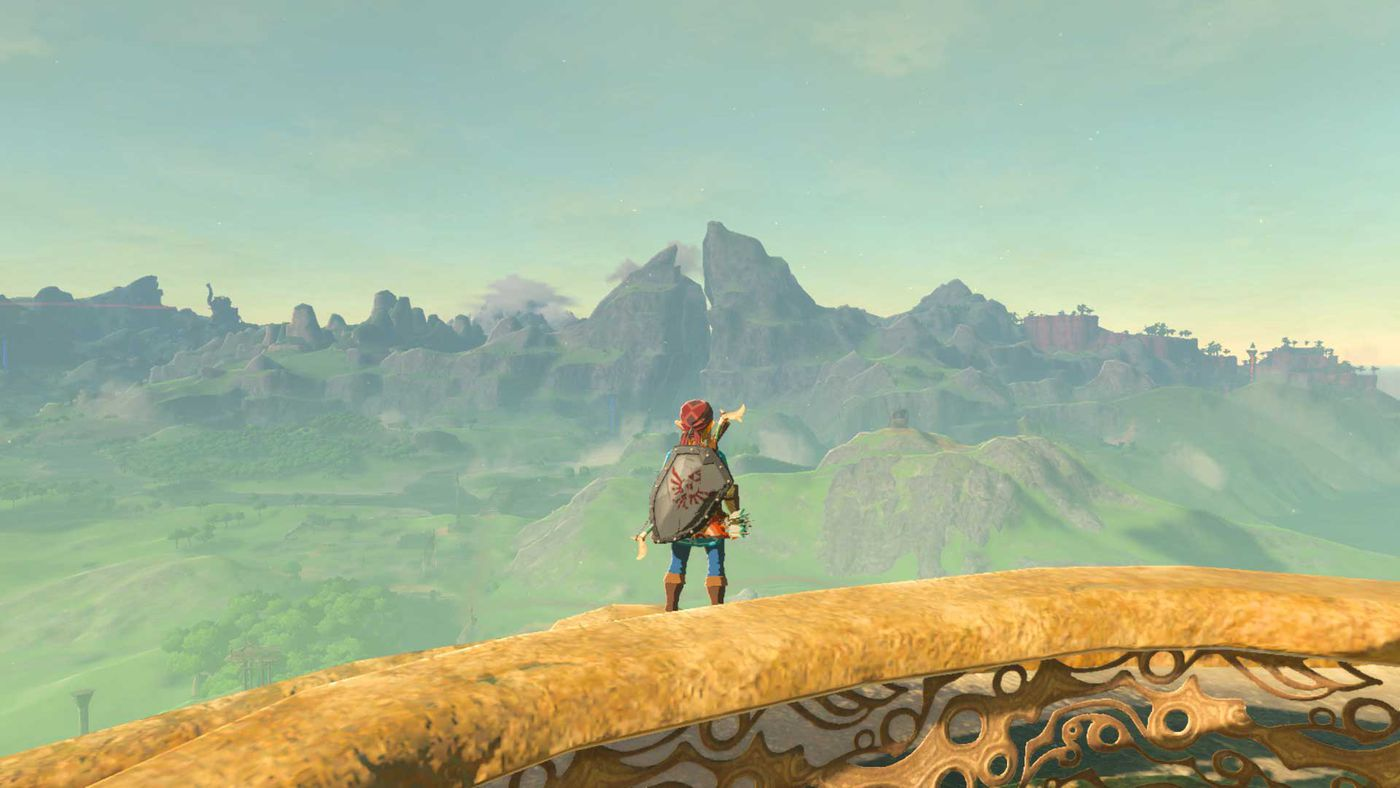 The legend of zelda breath of the wild guide and walkthrough polygon fandeluxe Images
