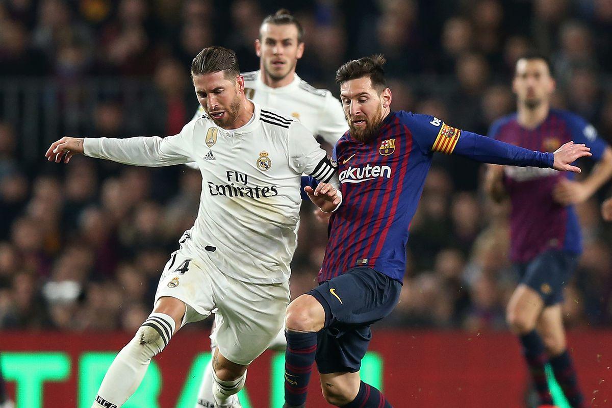 Tactical Review  Barcelona 1-1 Real Madrid  2018 Copa del Rey ... 7ddc07f74e0e1