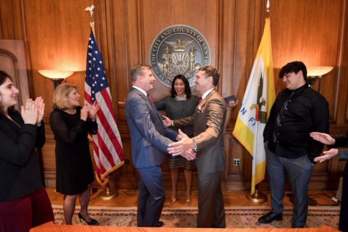 Gay Golden State Warriors Coo Rick Welts Married His Partner Todd