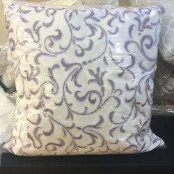 Decorative pillow, $60